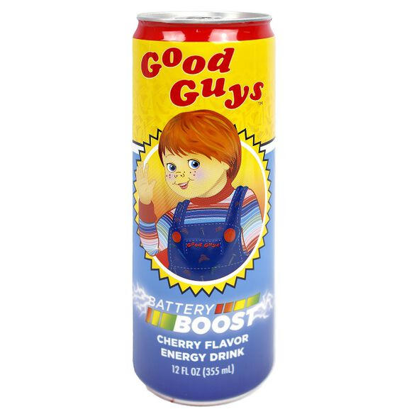 Child's Play Good Guys Battery Boost Energy Drink