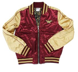 Wonder Woman Logo Women's Jacket