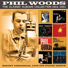 Phil Woods - Classic Albums Collection 1954-1961