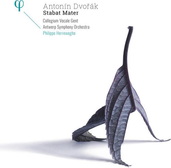 Dvorak/ Herreweghe/ Antwerp Sym Orch - Stabat Mater (2pk)