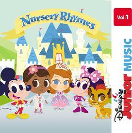 Various Artists - Disney Junior Nursery Rhymes (Various Artists)