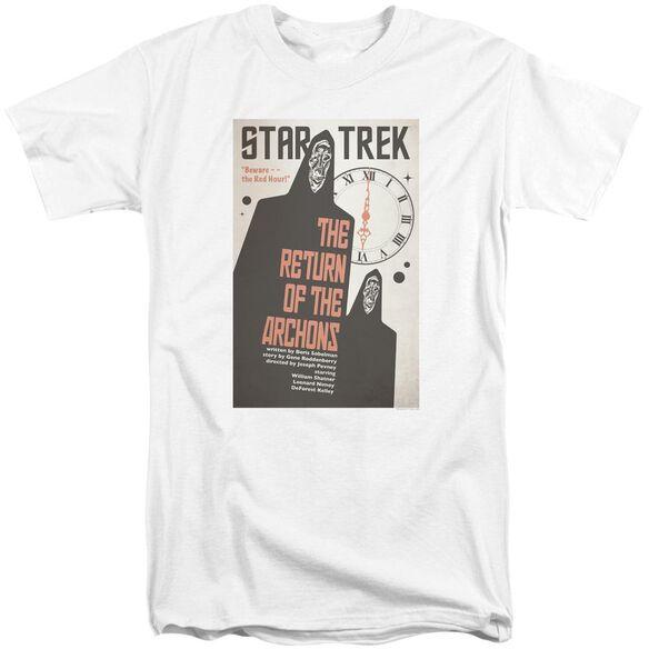 Star Trek Tos Episode 21 Short Sleeve Adult Tall T-Shirt