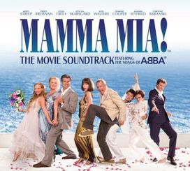 Original Soundtrack - Mamma Mia! [The Movie Soundtrack]