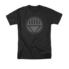 Green Lantern Black Symbol T-Shirt