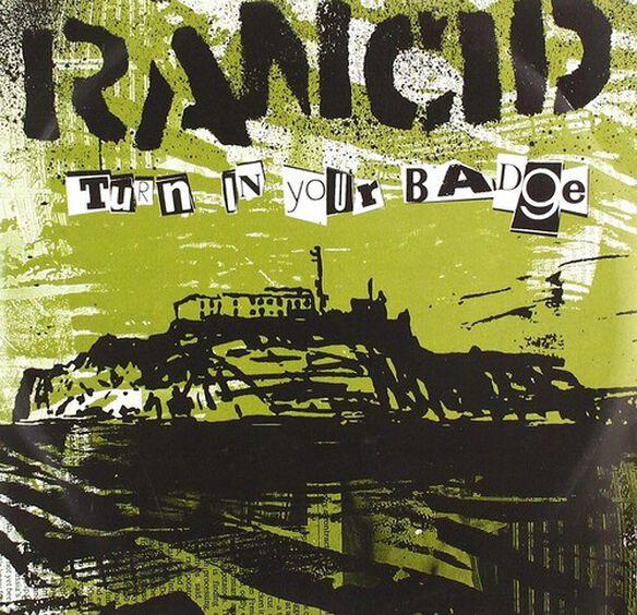 Rancid - Turn In Your