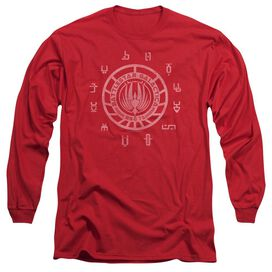 Bsg Colonies Long Sleeve Adult T-Shirt