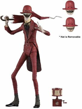 The Conjuring Universe Crooked Man Action Figure [Ultimate Version]