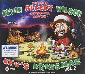 Kevin Bloody Wilson - Kev's Krissmas Vol 2