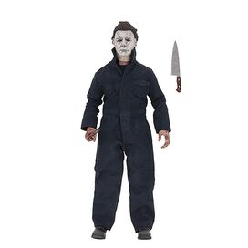 "NECA Halloween (2018) - 8"" Clothed Action Figure - Michael Myers"