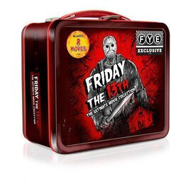 Friday the 13th [DVD with Exclusive Steel Lunchbox]