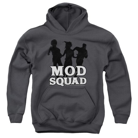 Mod Squad Mod Squad Run Simple Youth Pull Over Hoodie