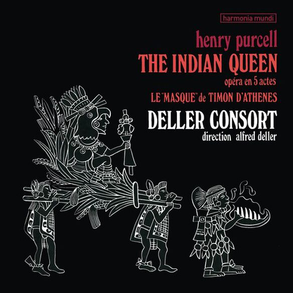 Purcell/ Alfred Deller - Purcell: The Indian Queen