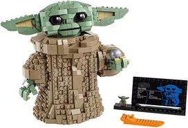 LEGO Star Wars: The Mandalorian The Child Collectible Buildable Toy 75318