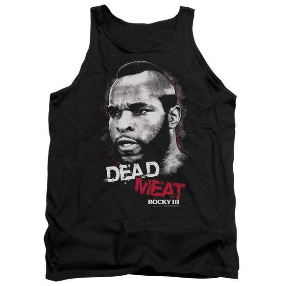 Rocky Iii Dead Meat Adult Tank