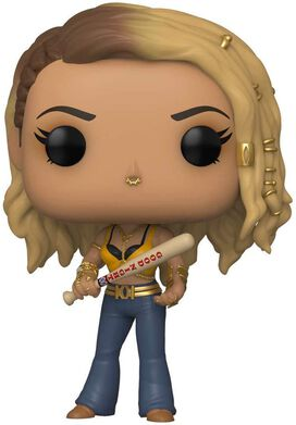 Funko Pop!: Birds of Prey - Black Canary [Boobytrap Battle]