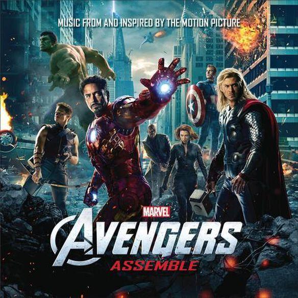 Avengers Assemble / O.S.T.