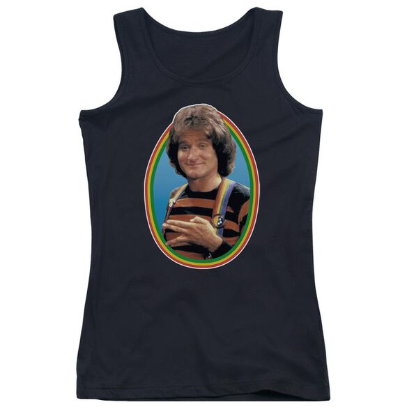 Mork & Mindy Mork Juniors Tank Top