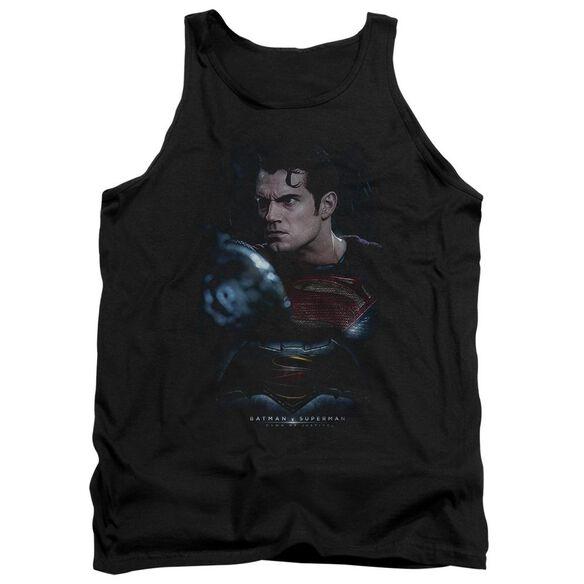 Batman V Superman Super Angry Adult Tank