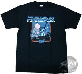 Family Guy Join Dark T-Shirt