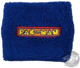 Pac Man Logo Wristband