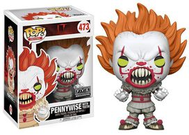 Exclusive IT Pennywise with Teeth Funko Pop!