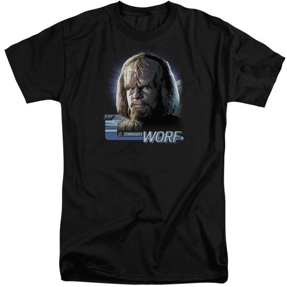 STAR TREK TNG WORF-S/S T-Shirt