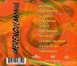 Various Artists - Merenguemania, Vol. 1