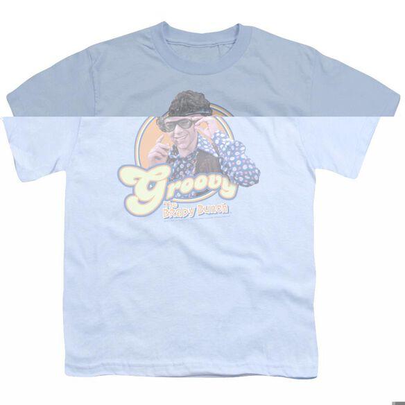 BRADY BUNCH GROOVY GREG - S/S YOUTH 18/1 - LIGHT BLUE T-Shirt