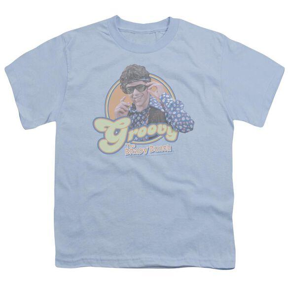 Brady Bunch Groovy Greg Short Sleeve Youth Light T-Shirt