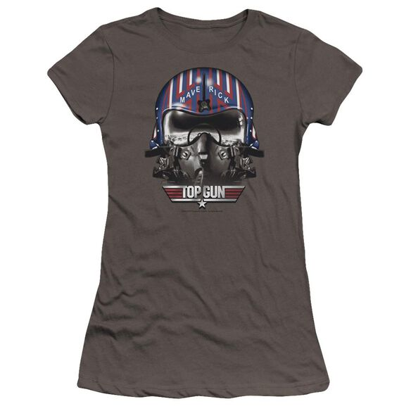 Top Gun Maverick Helmet Premium Bella Junior Sheer Jersey