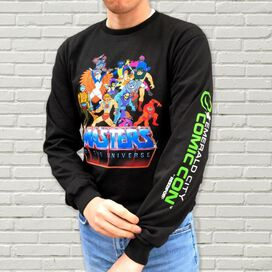 Masters of the Universe Long Sleeve T-Shirt [ECCC Exclusive]