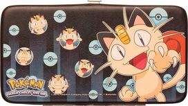 Pokemon Meowth Claw Pose Clutch Wallet