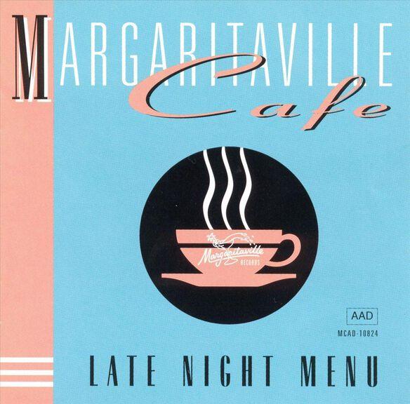 Margaritaville Cafe L693