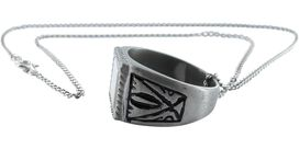 Supernatural Death Ring Pendant Necklace