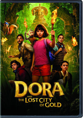 Dora & The Lost City Of Gold (2pc) (W/DVD) / (2pk)