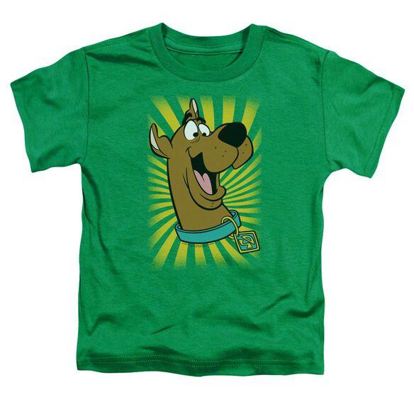 Scooby Doo™ T Shirt Short Sleeve Toddler Tee Kelly Green T-Shirt