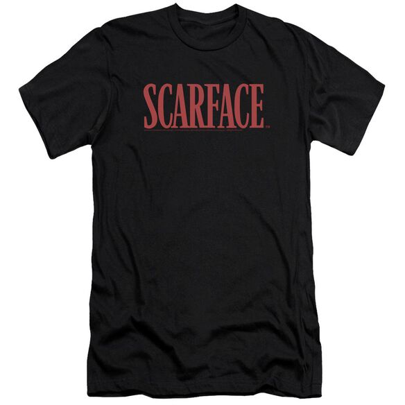 Scarface Logo Premuim Canvas Adult Slim Fit