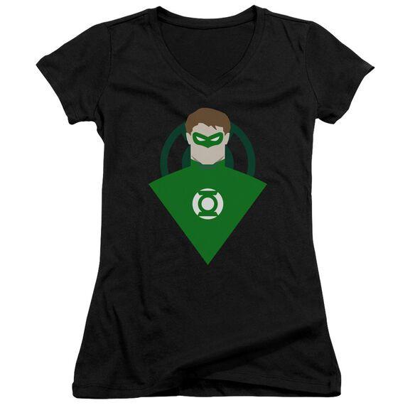 Dc Simple Gl Junior V Neck T-Shirt