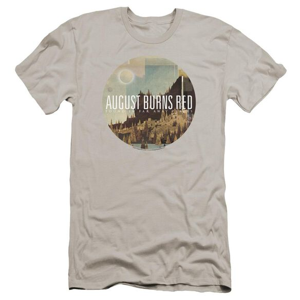 August Burns Red Far Away Places Hbo Short Sleeve Adult T-Shirt