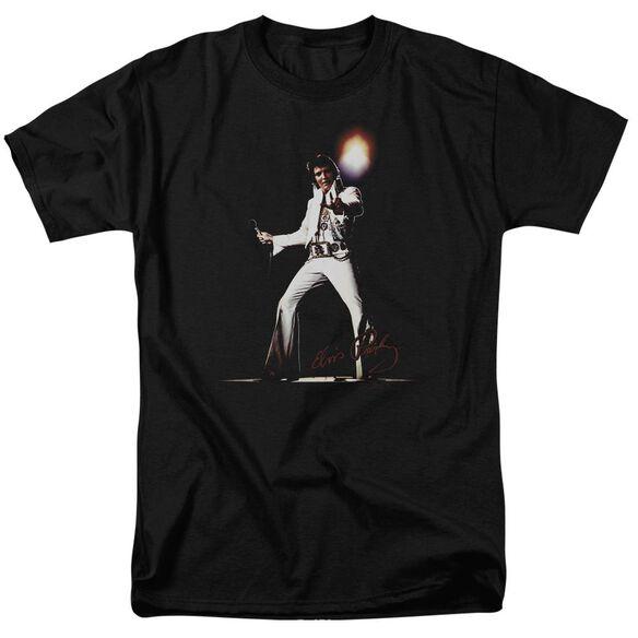 Elvis Glorious Short Sleeve Adult T-Shirt