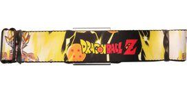 Dragon Ball Z Goku Transform Seatbelt Belt