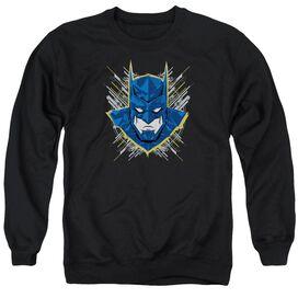 Batman Unlimited Bat Stare Adult Crewneck Sweatshirt