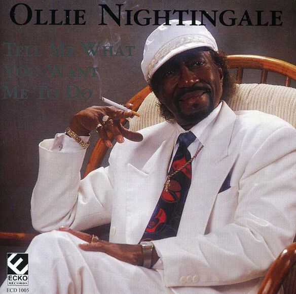 Ollie Nightingale - Tell Me What You Want Me to Do