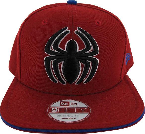 spiderman logo sandwich 9fifty hat fye