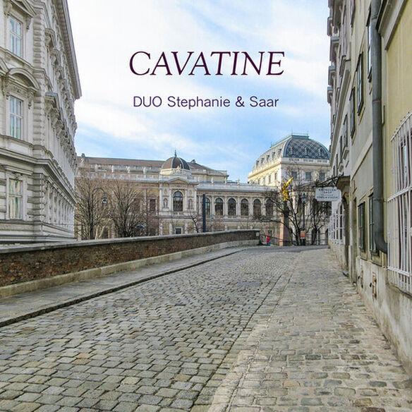 Beethoven/ Duo Stephanie & Saar - Cavatine