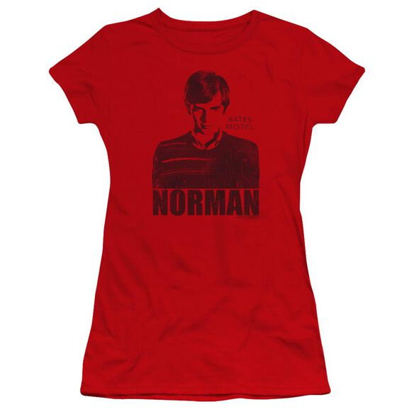 Bates Motel Norman Premium Bella Junior Sheer Jersey