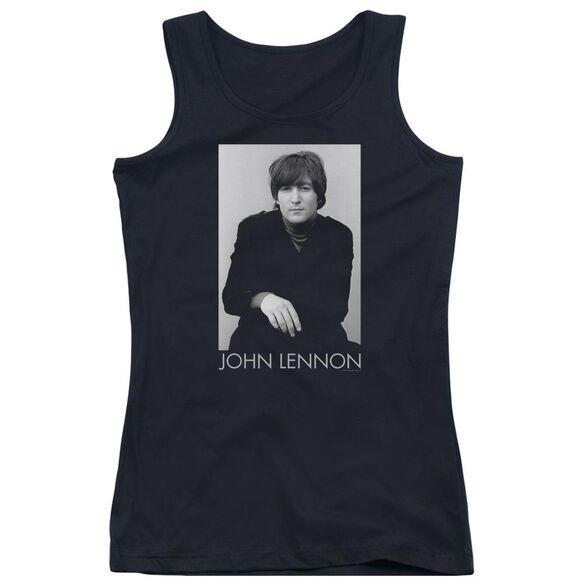 John Lennon Ex Beatle Juniors Tank Top