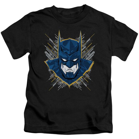 Batman Unlimited Bat Stare Short Sleeve Juvenile T-Shirt