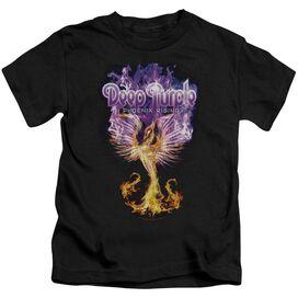 Deep Purple Phoenix Rising Short Sleeve Juvenile T-Shirt
