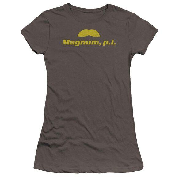 Magnum Pi The Stache Premium Bella Junior Sheer Jersey